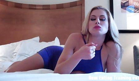 Lana 로도스,큰가슴,큰 엉덩이,페티 아름다운 금발 포르노