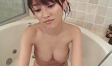 뜨거운 여자는 두 의 가장 아름다운 소녀노 개의 밸브에서 하나 구멍